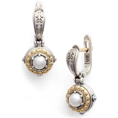 Konstantino Hermione Drop Earrings