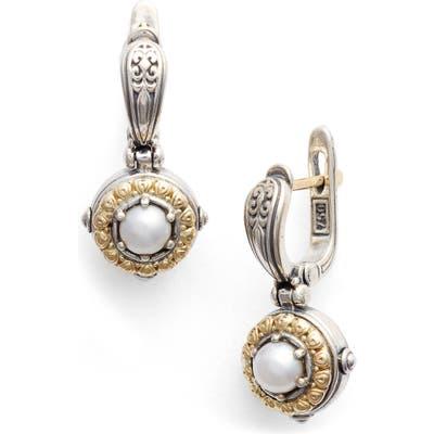 Konstantino Hermione Drop Earrings