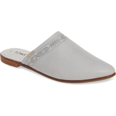 Toms Jutti Embroidered Mule