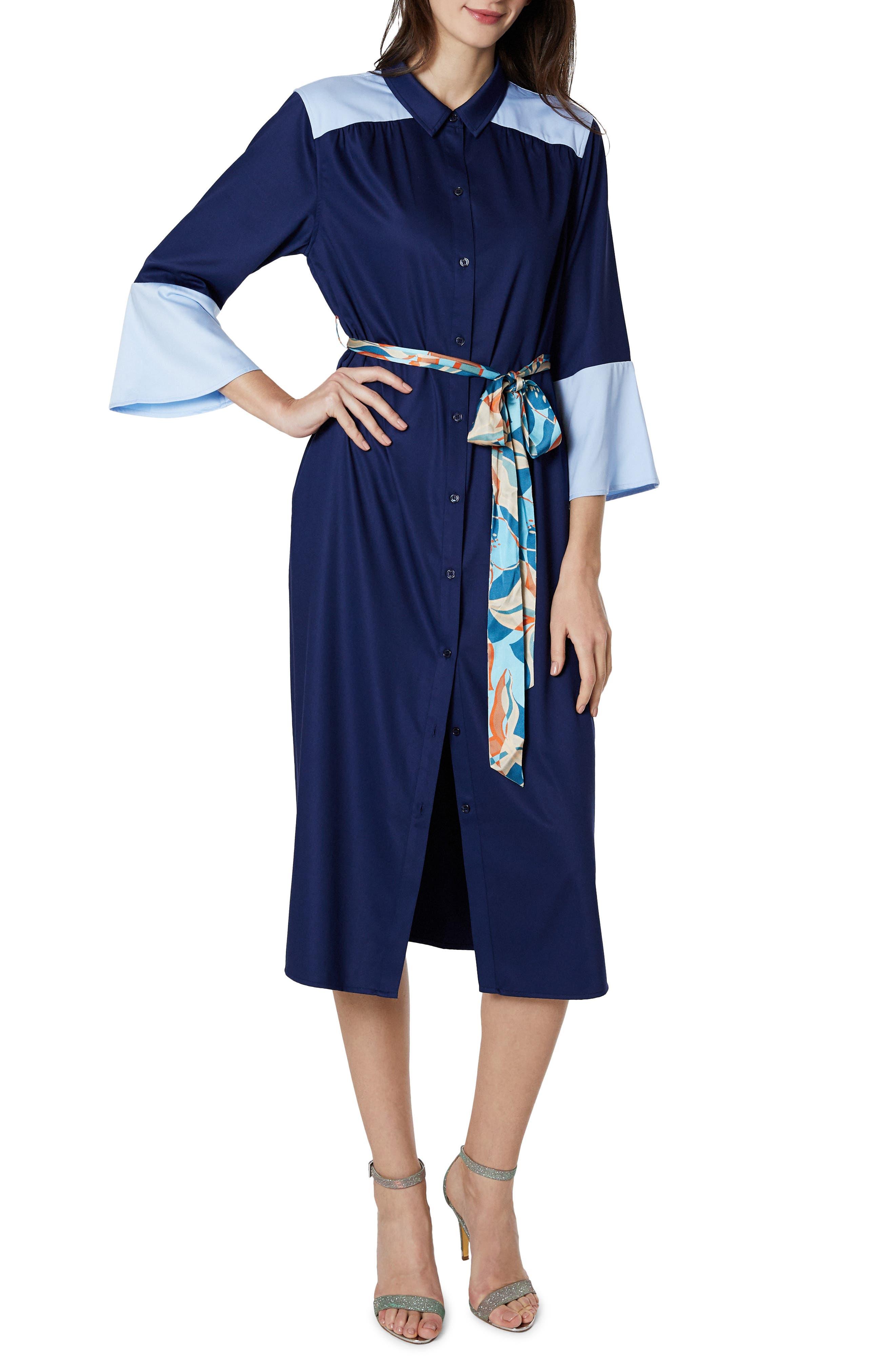 Emilia George Michelle Maternity/Nursing Dress