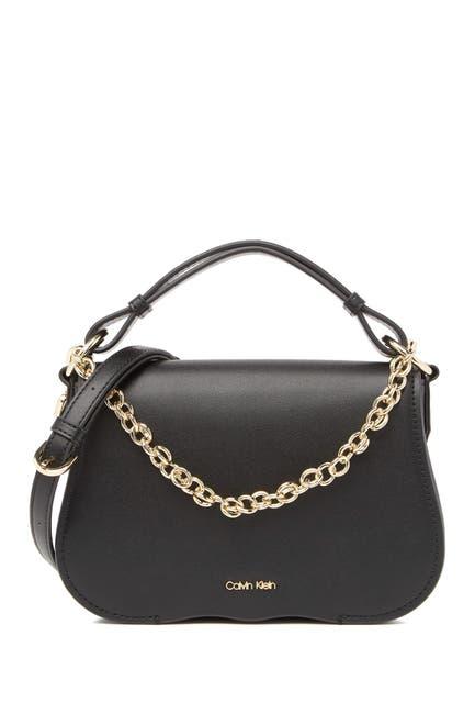 Image of Calvin Klein Novelty Chain Crossbody Bag