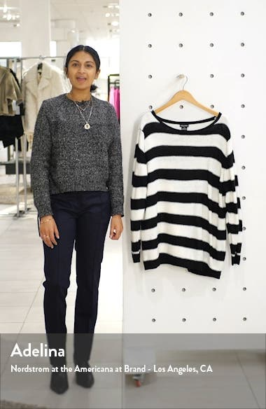 Nautical Stripe Sweater, sales video thumbnail