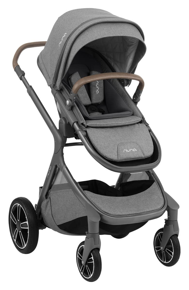 NUNA DEMI<sup>™</sup> Grow Stroller, Main, color, THREADED-NORDSTROM EXCLUSIVE