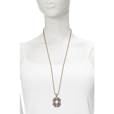 Vince Camuto Long Pendant Necklace
