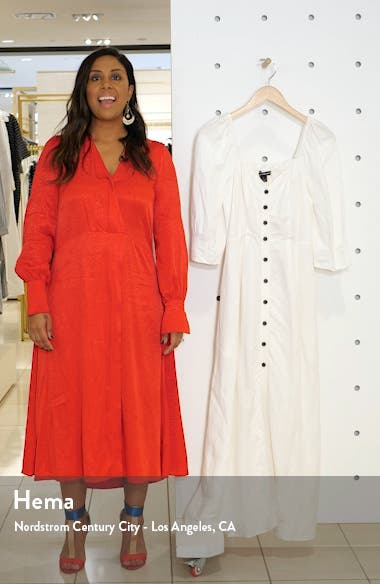 Puff Sleeve Dress, sales video thumbnail