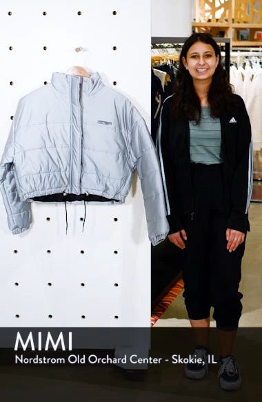 Hersilla Crop Puffer Coat, sales video thumbnail