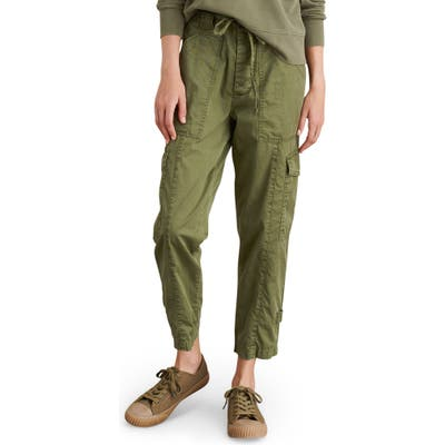 Alex Mill Cargo Ankle Pants, Green
