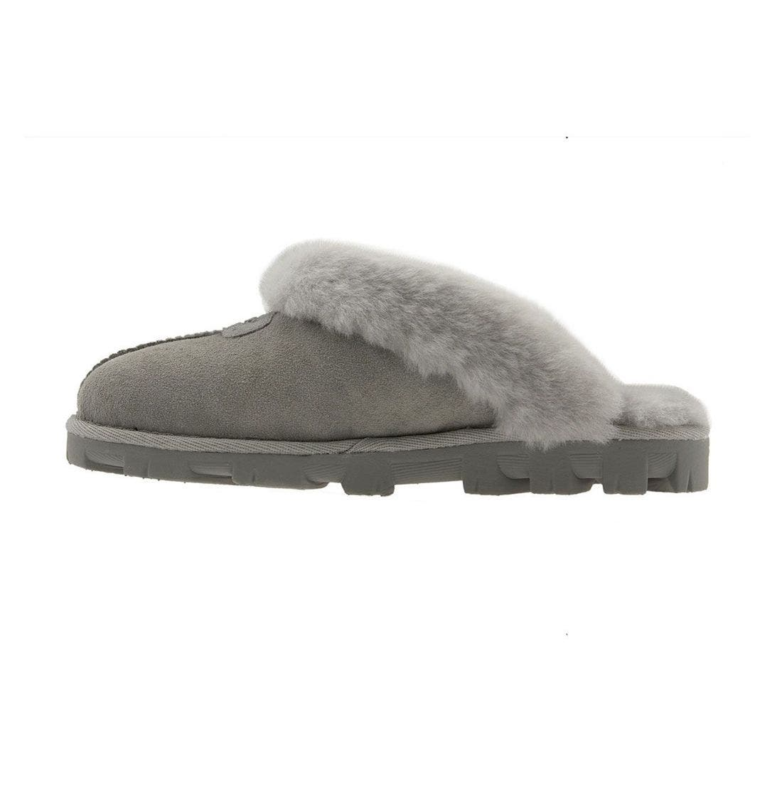 ,                             Genuine Shearling Slipper,                             Alternate thumbnail 111, color,                             051