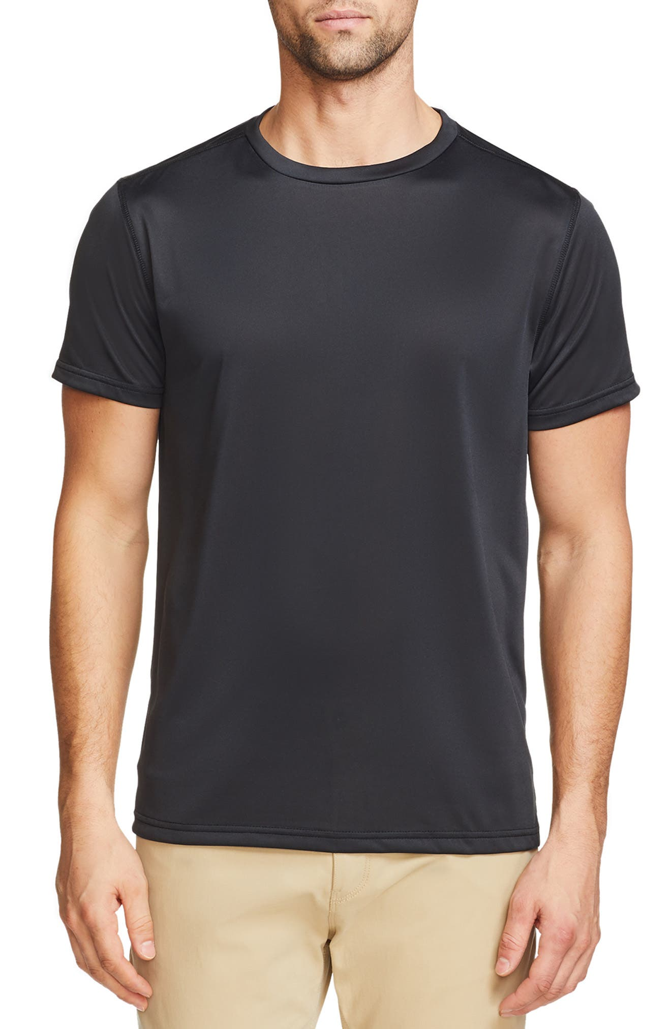 Image of CONSTRUCT Performance Crew Neck T-Shirt