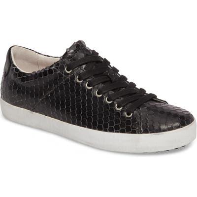 Blackstone Ol25 Sneaker, Black