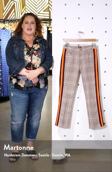 The Insider Plaid Crop Pants, sales video thumbnail