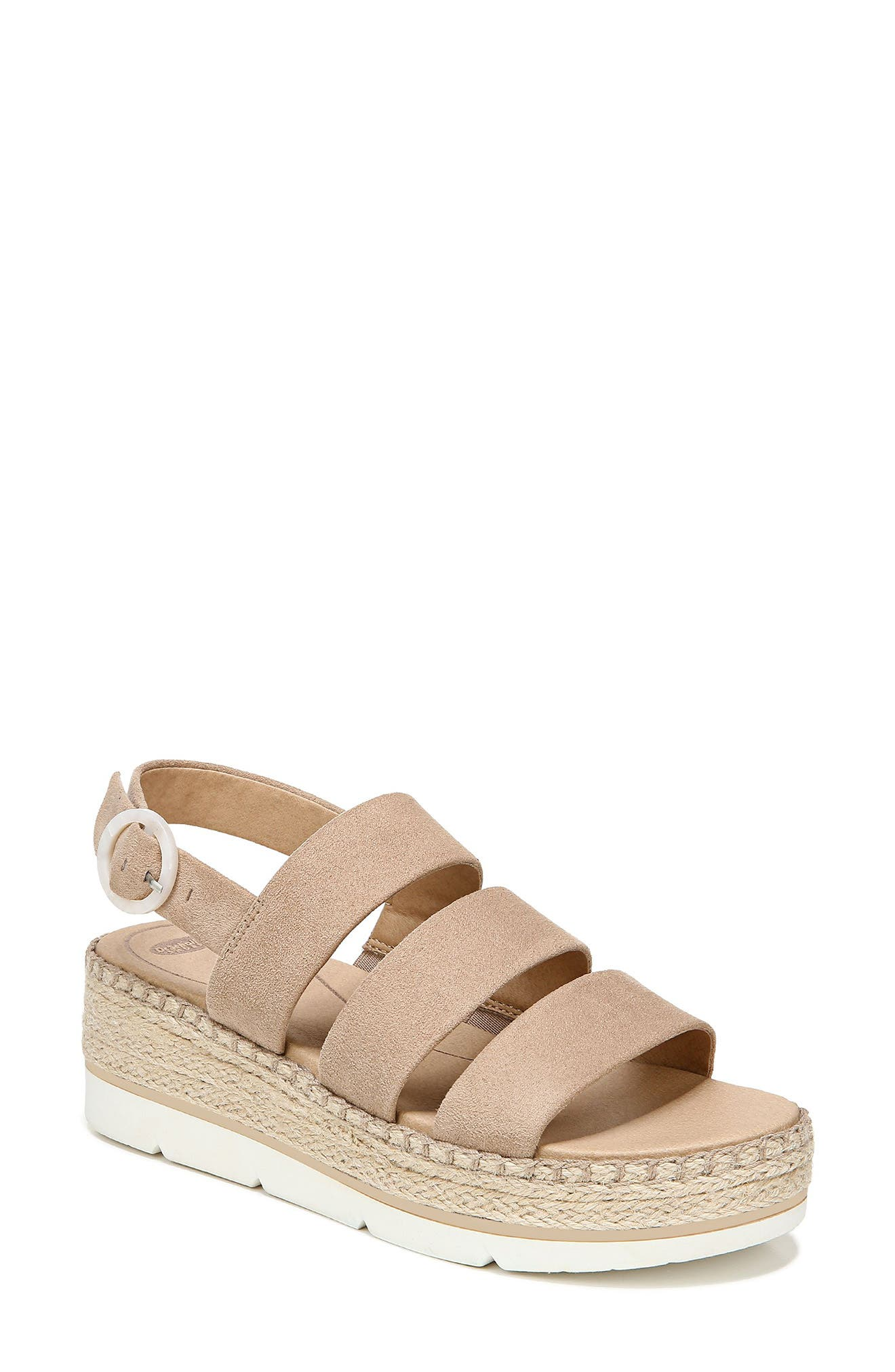 One & Only Wedge Sandal