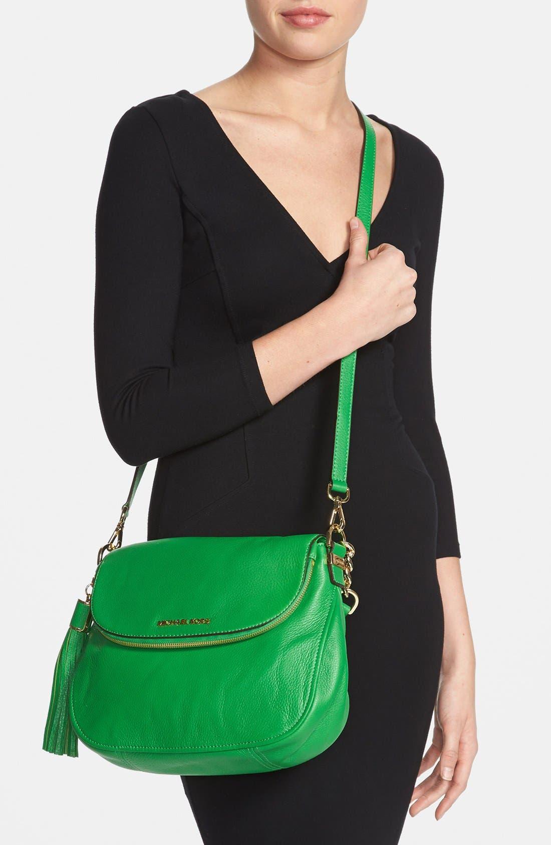 ,                             'Bedford Tassel - Medium' Convertible Leather Shoulder Bag,                             Alternate thumbnail 25, color,                             320