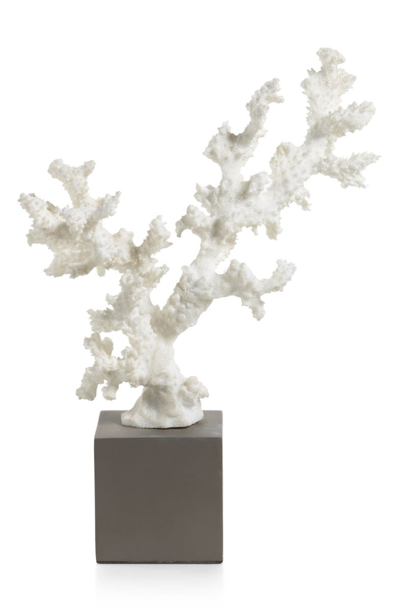 ZODAX Lagoon Coral Sculpture, Main, color, 020