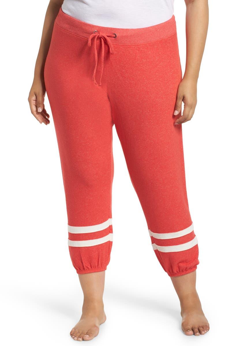 MAKE + MODEL Good Vibes Jogger Pants, Main, color, 610