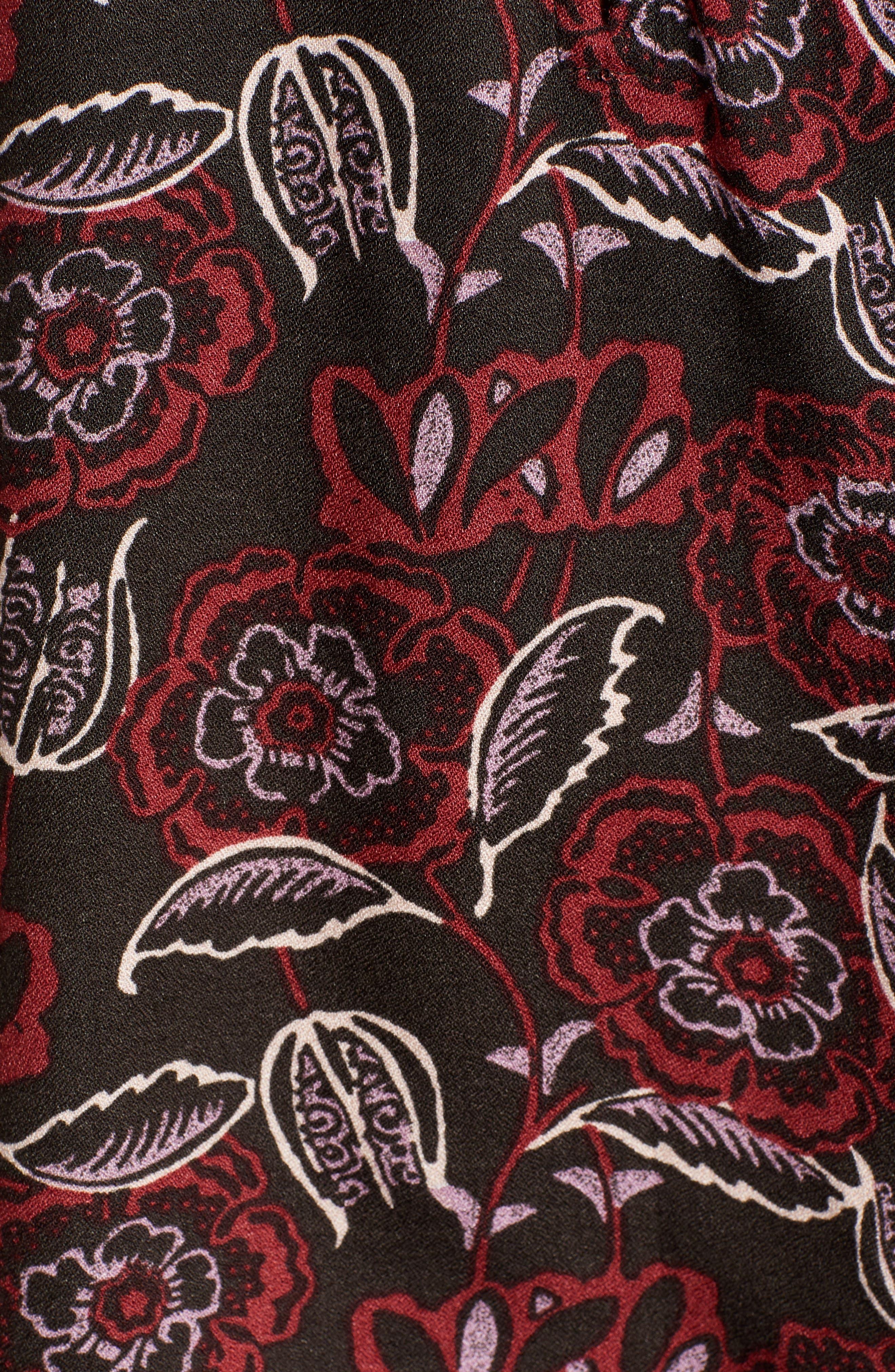 ,                             Ruffle Detail Popover Blouse,                             Alternate thumbnail 11, color,                             002