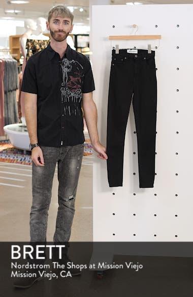 High & Skinny Crop Jeans, sales video thumbnail
