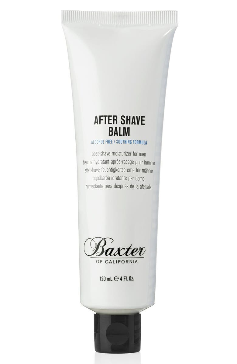 BAXTER OF CALIFORNIA After Shave Balm, Main, color, 000
