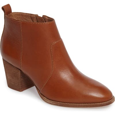 Madewell The Brenner Boot, Brown