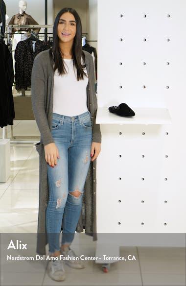 Phoebe Faux Fur Lined Mule, sales video thumbnail