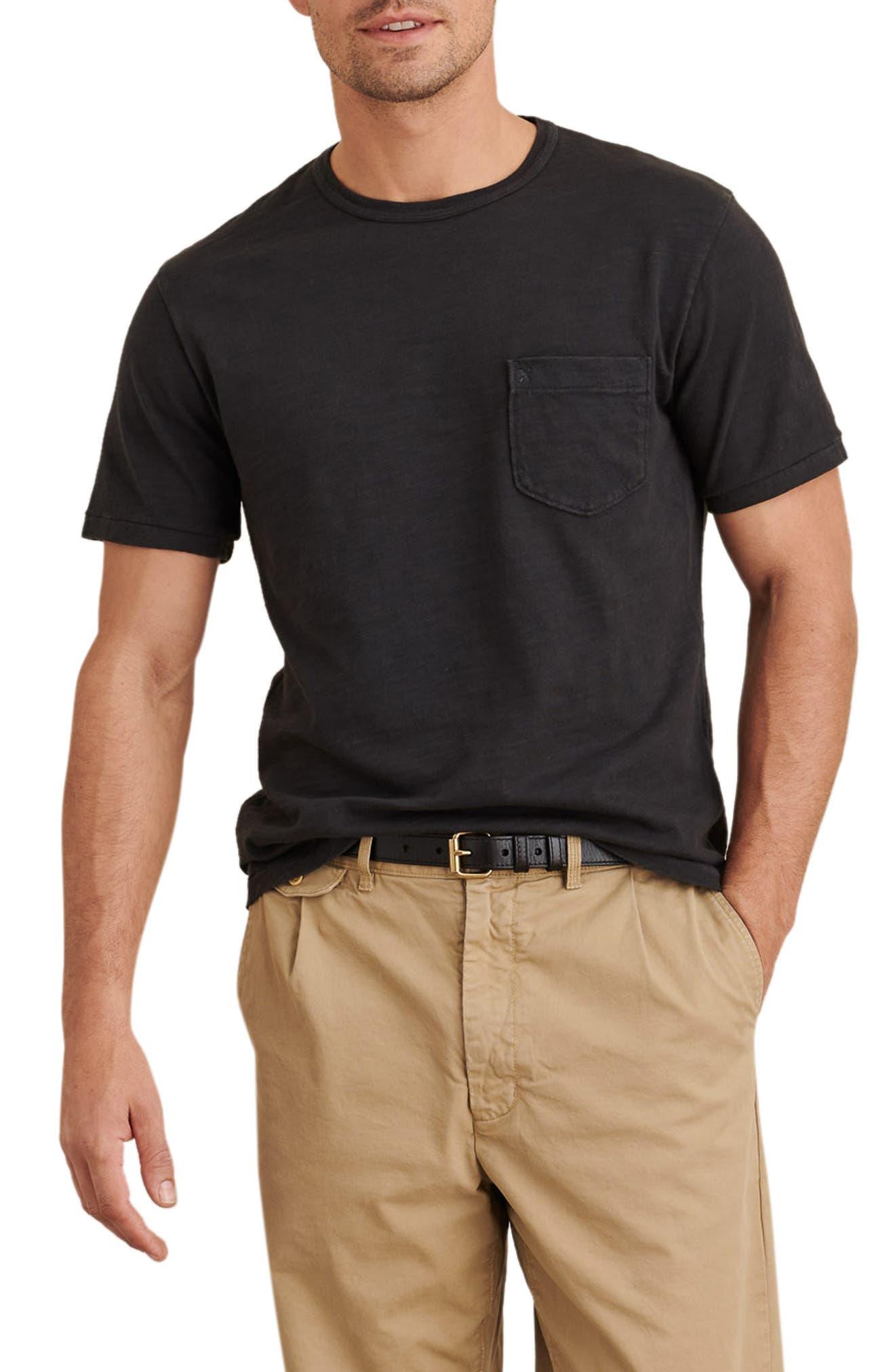 Solid Slub T-Shirt