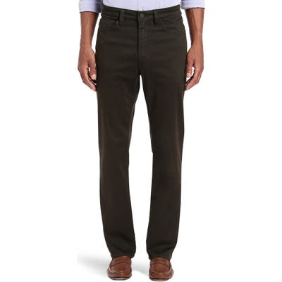34 Heritage Charisma Relaxed Fit Jeans, Green
