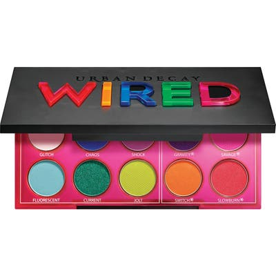 Urban Decay Wired Pressed Pigment Palette - No Color
