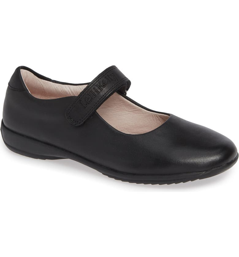 LELLI KELLY Mary Jane Flat, Main, color, BLACK