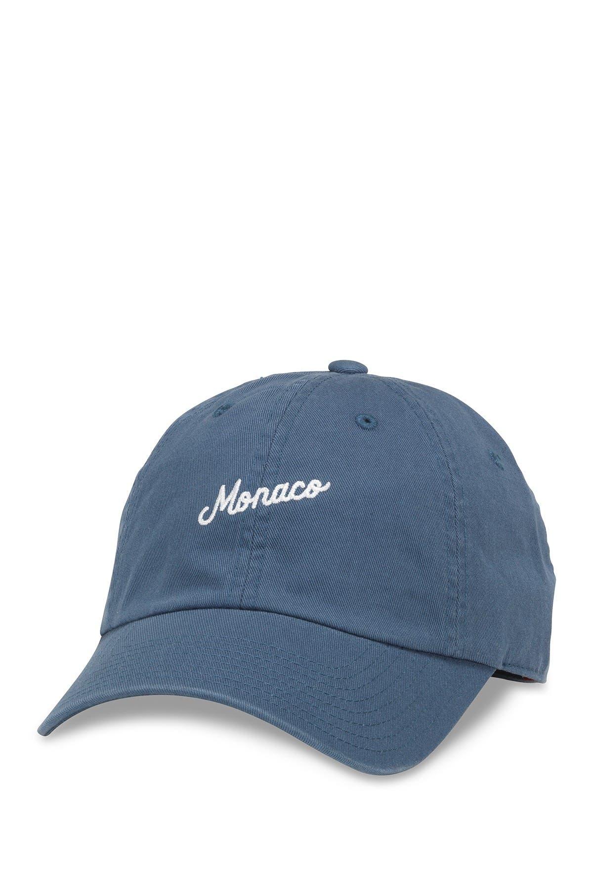 Image of American Needle Monaco Embroidered Baseball Cap