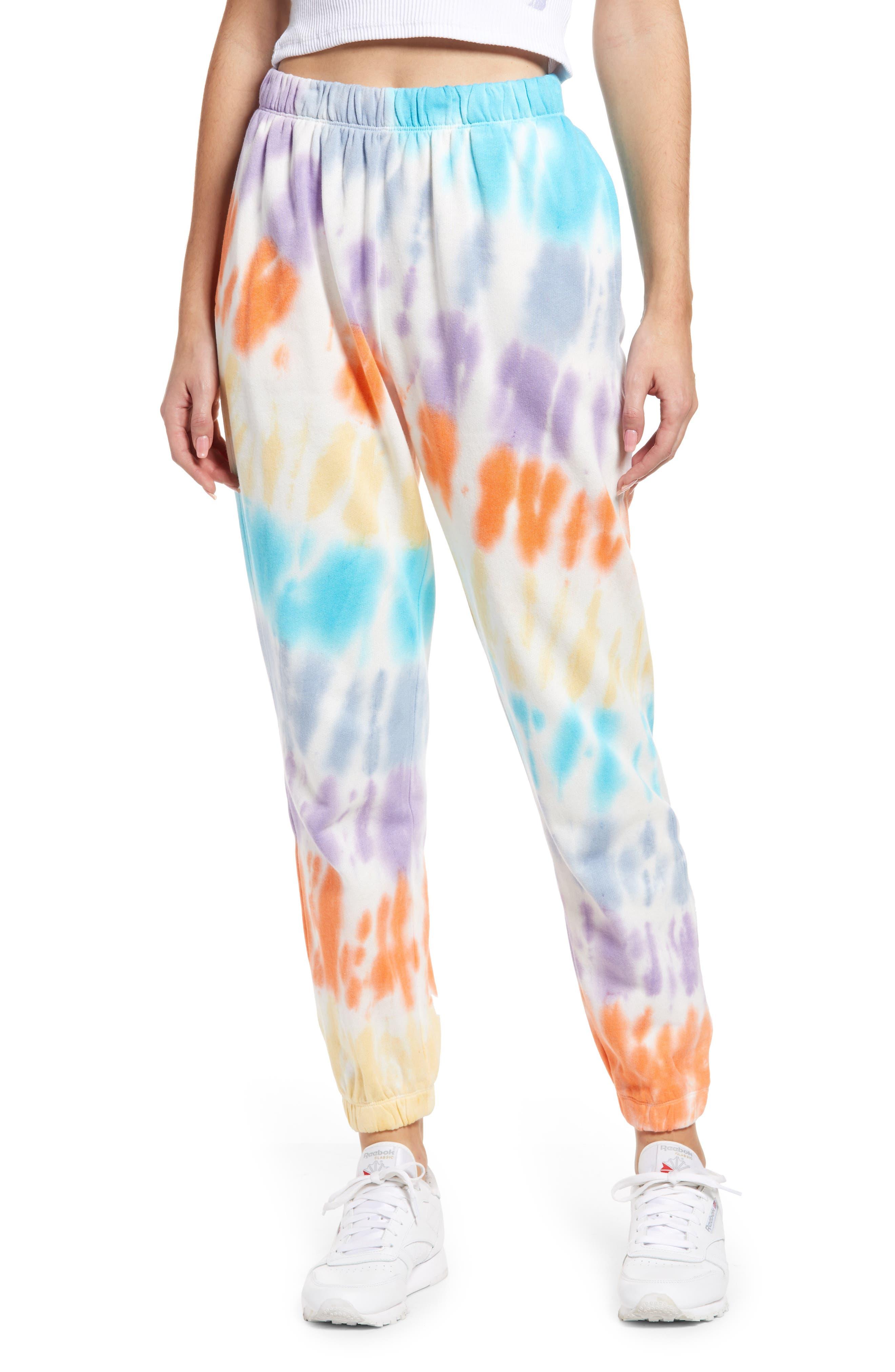 Women's Bp. Tie Dye Sweatpants