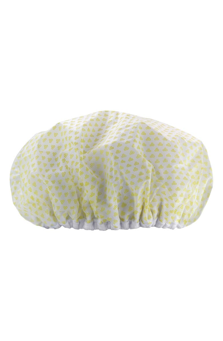 DRYBAR The Morning After Shower Cap, Main, color, NO COLOR