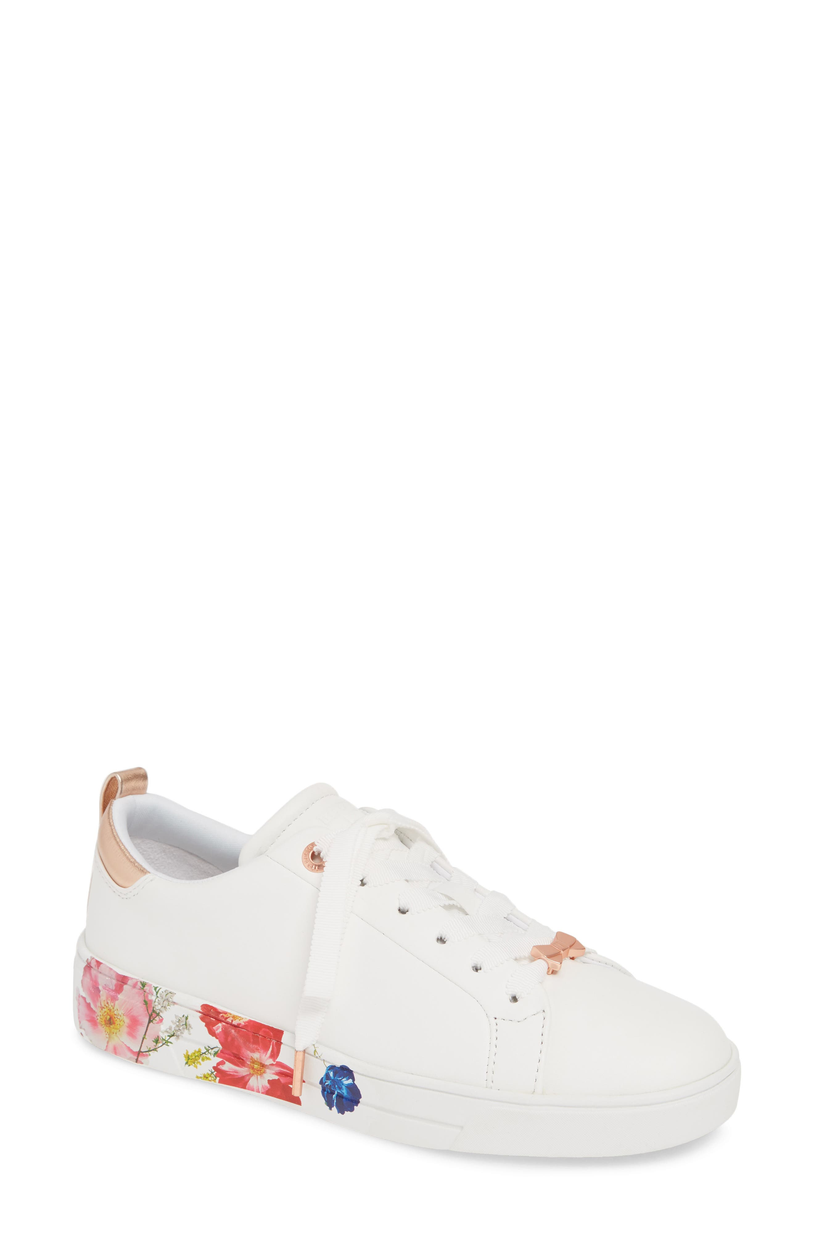 Ted Baker London Roully Sneaker - Red
