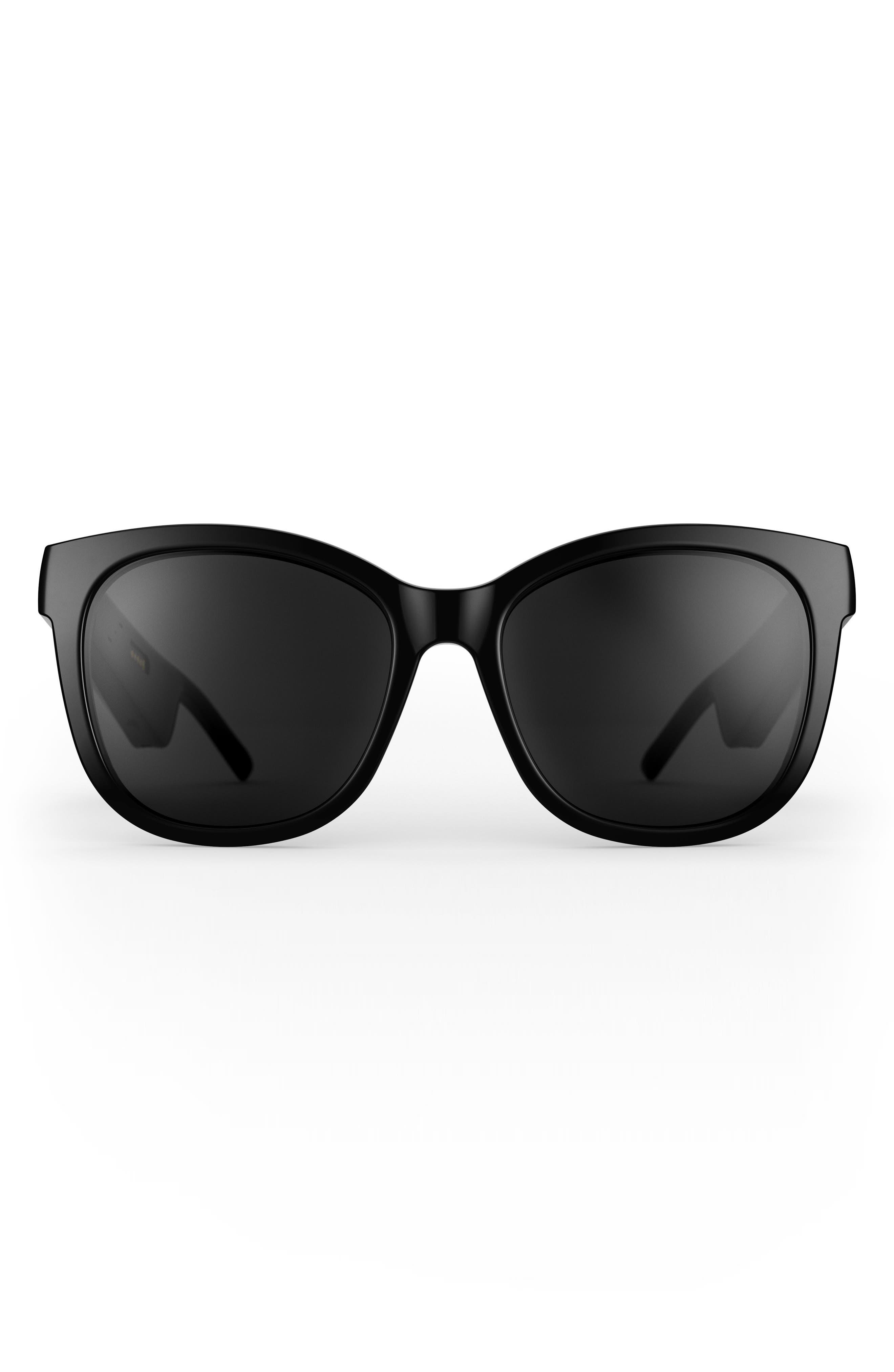 Men's Bose Frames Soprano 55mm Polarized Cat Eye Audio Sunglasses