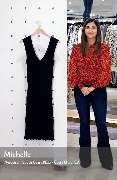 Riggs Rib Sweater Dress, sales video thumbnail