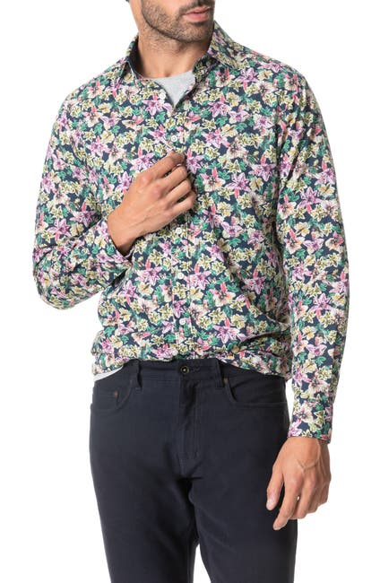 Image of RODD AND GUNN Glendu Casual Shirt