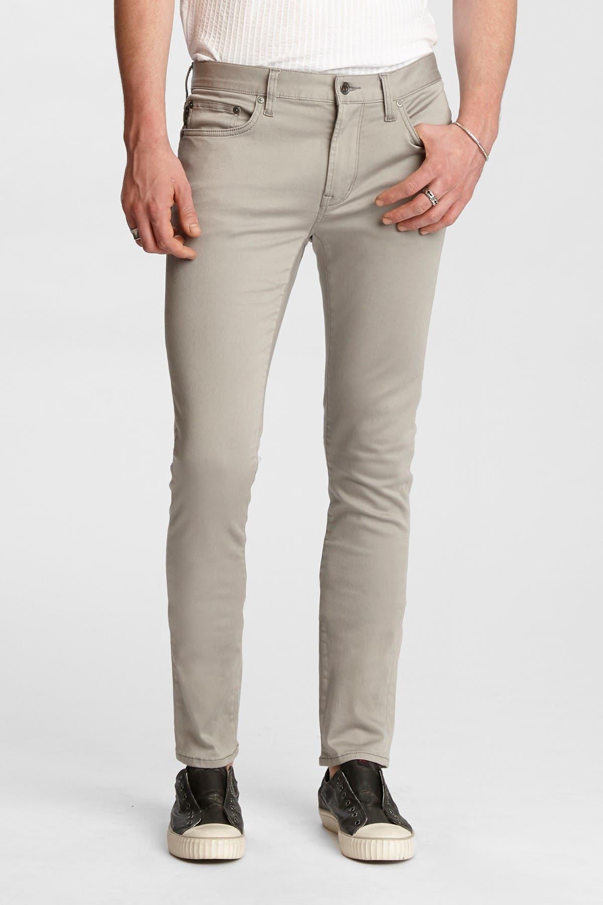 Image of John Varvatos Star USA Wight Fit Skinny Jeans