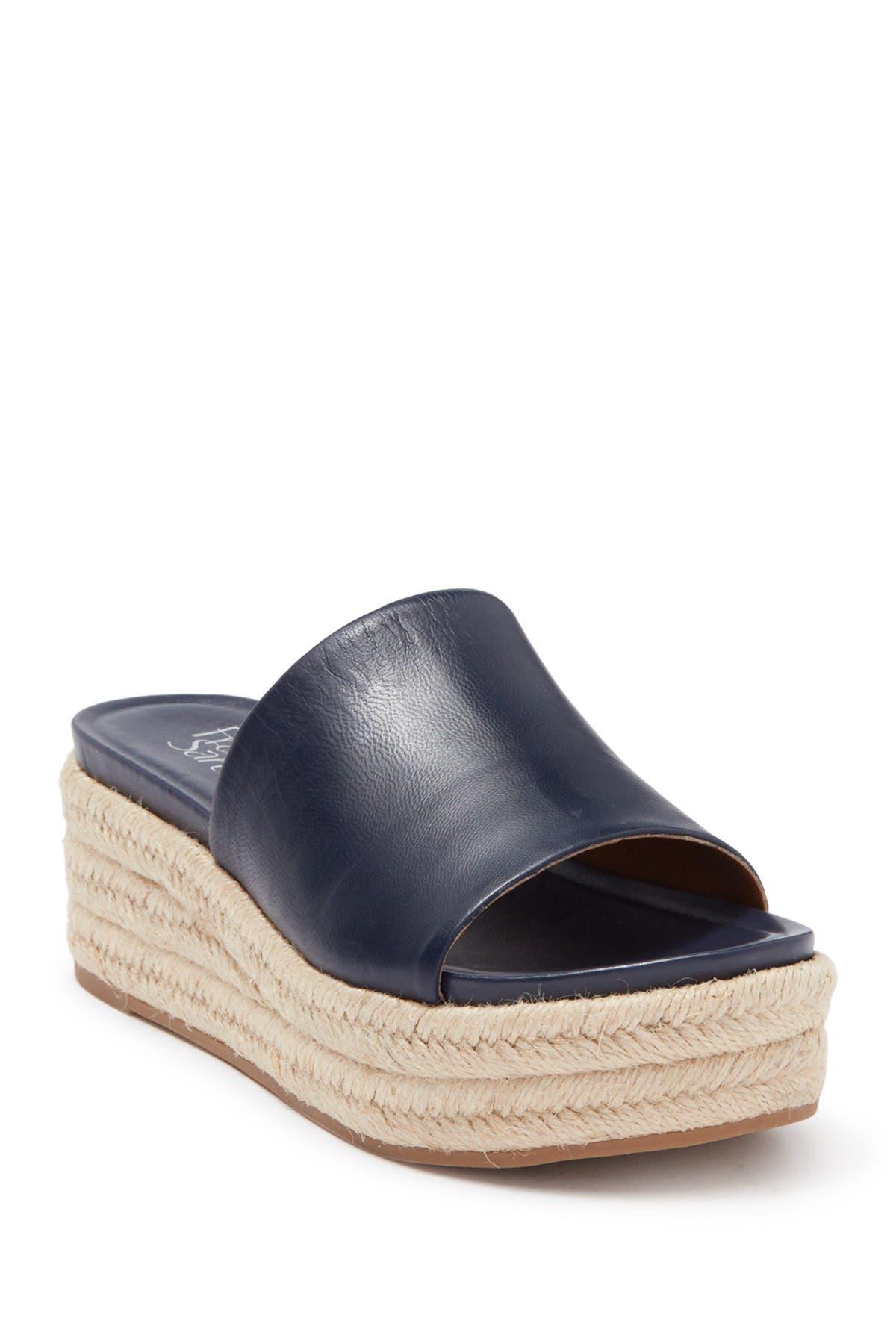 Image of Franco Sarto Tola Espadrille Platform Sandal