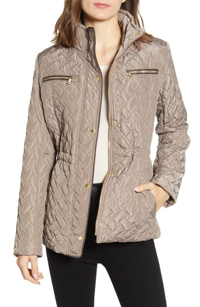 Cole Haan Signature Jackets QUILTED JACKET
