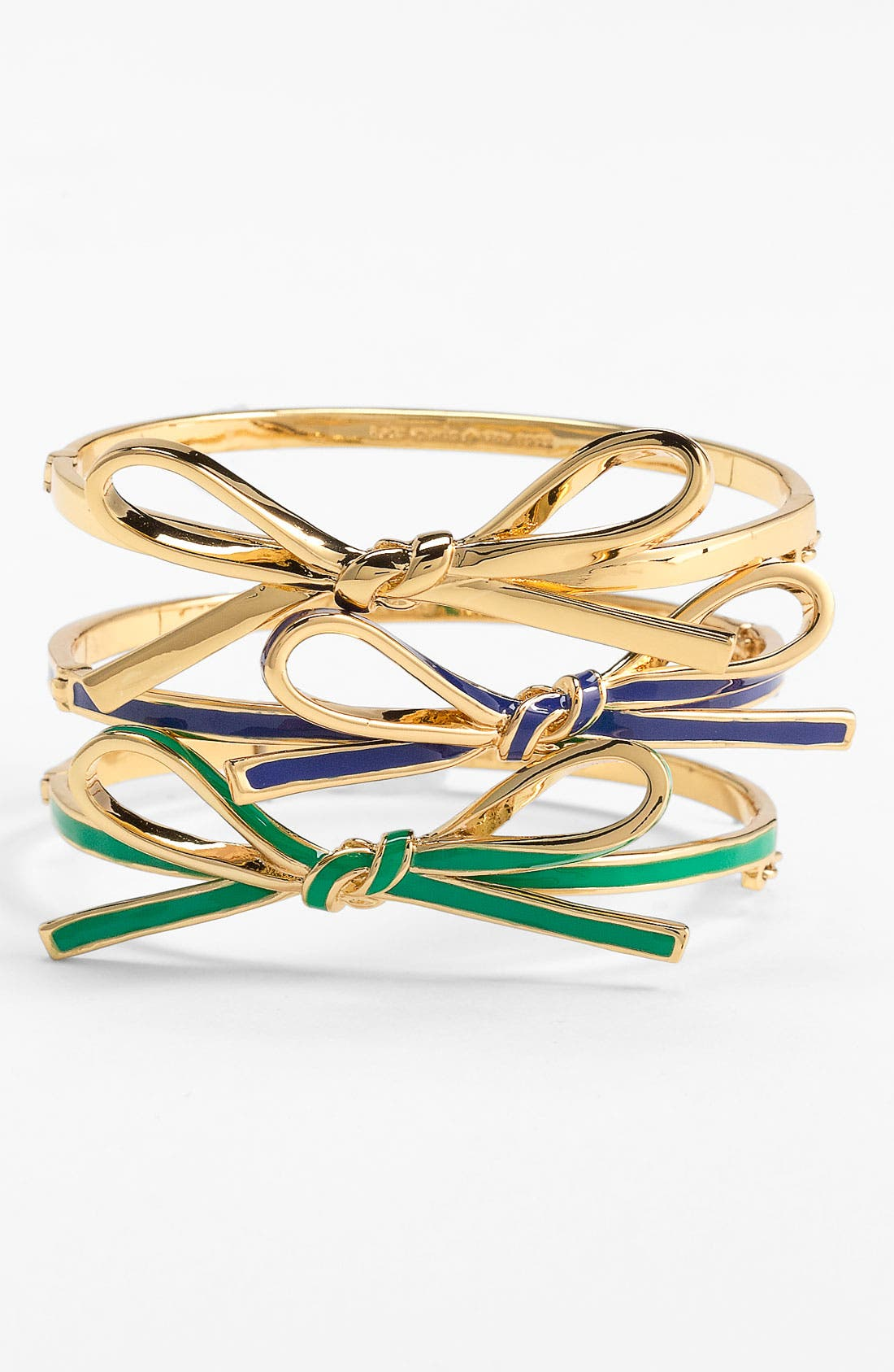 ,                             'skinny mini' bow bangle,                             Main thumbnail 14, color,                             300