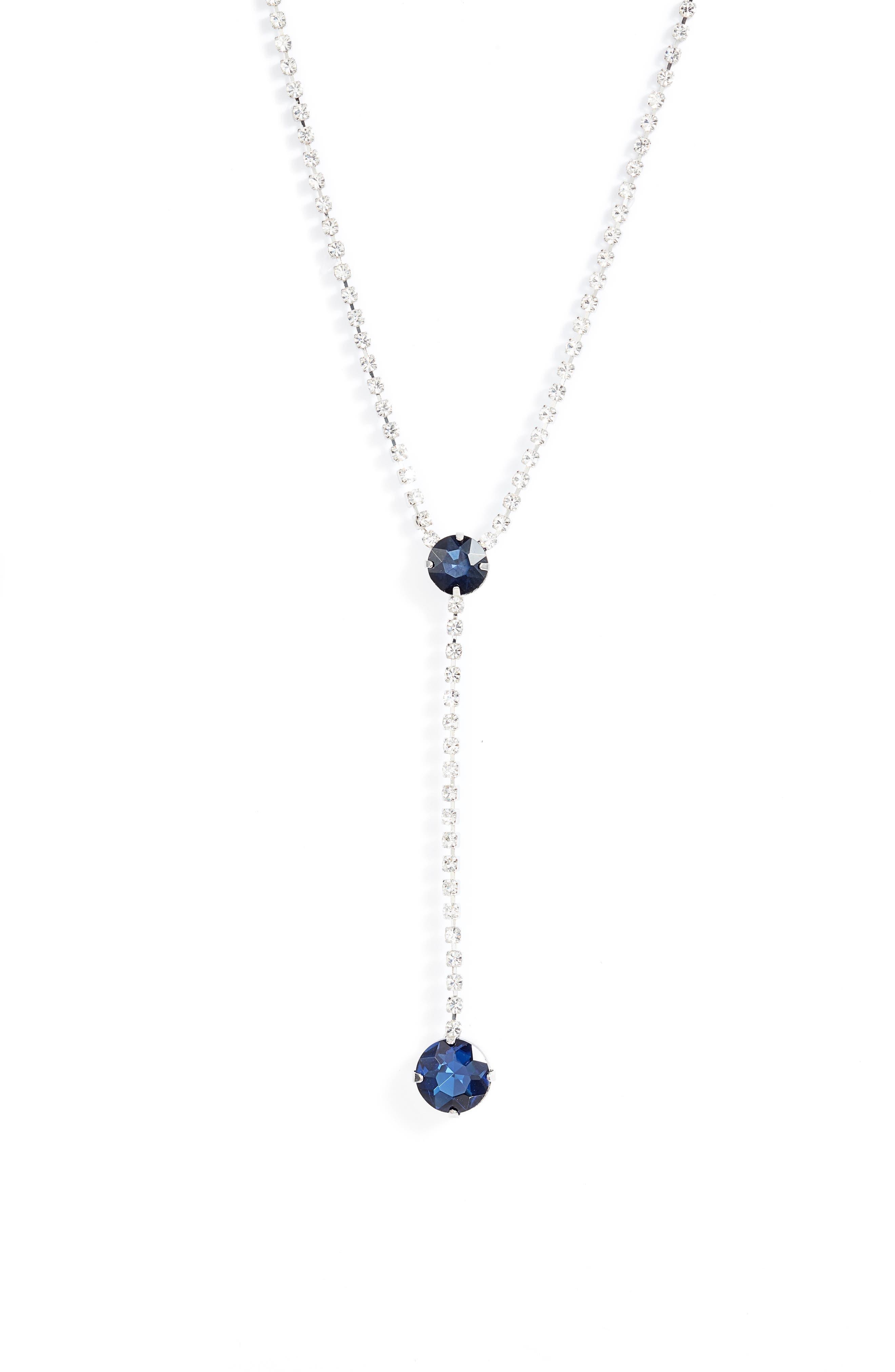 Pendant Y-Necklace