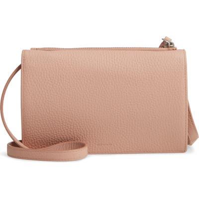 Allsaints Fetch Crossbody Bag - Pink