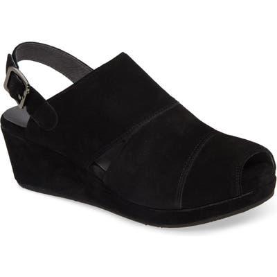 Chocolat Blu Ysabel Platform Sandal, Black