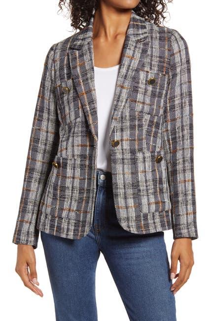 Image of Halogen Tweed Blazer