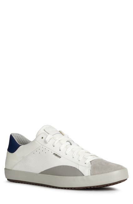 Image of GEOX Warley 11 Leather Sneaker
