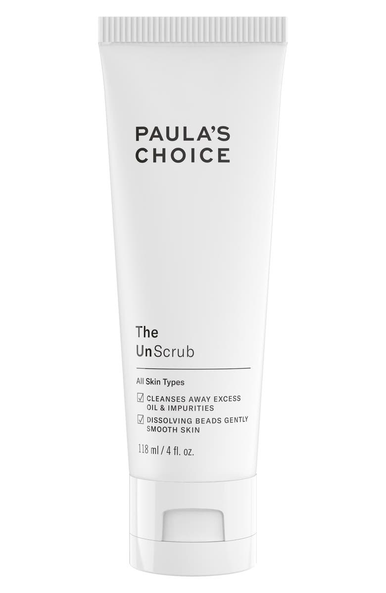 PAULA'S CHOICE The UnScrub Cleanser, Main, color, NO COLOR