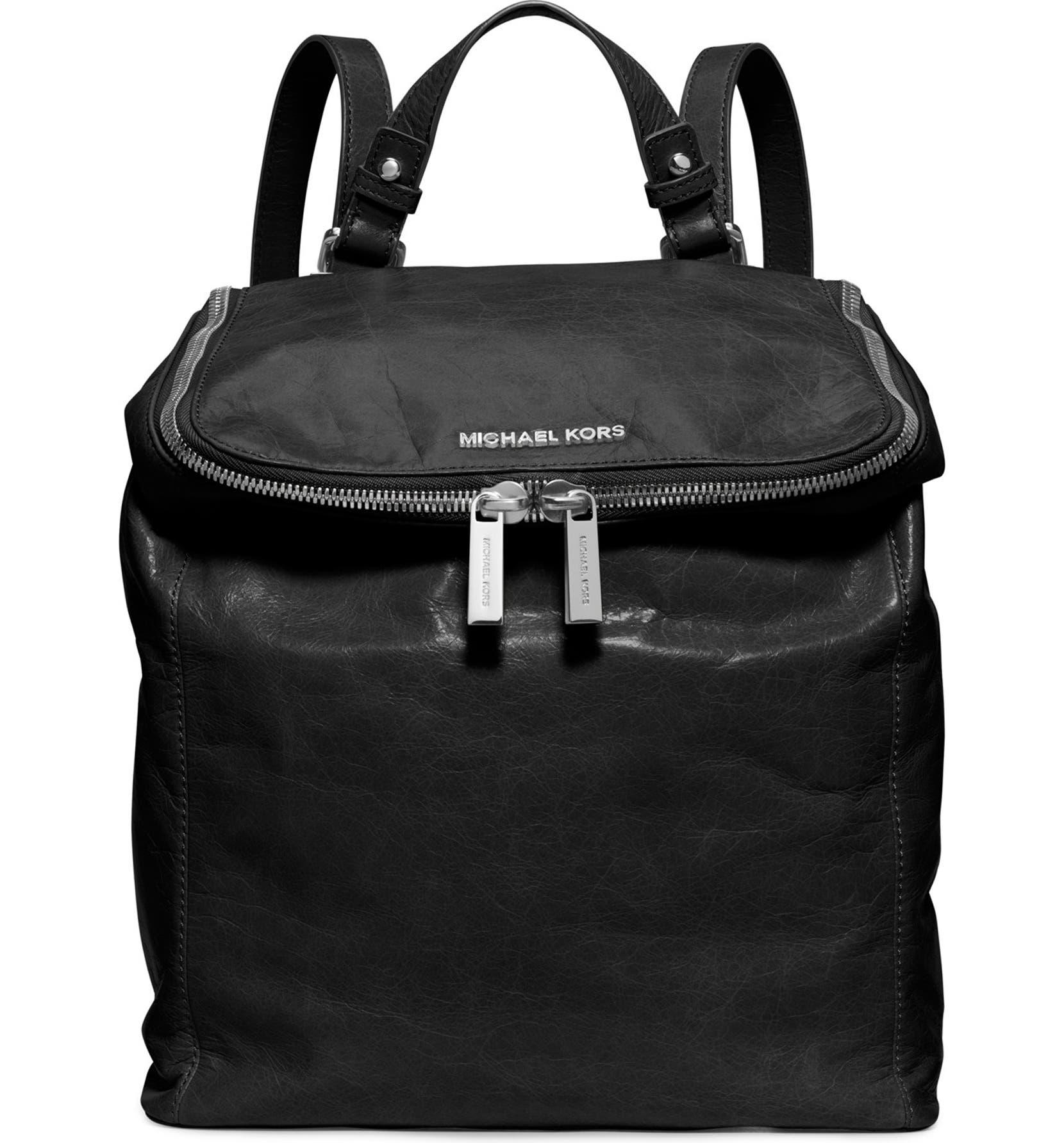 10b4163b8dcc MICHAEL Michael Kors 'Medium Lisbeth' Leather Backpack   Nordstrom