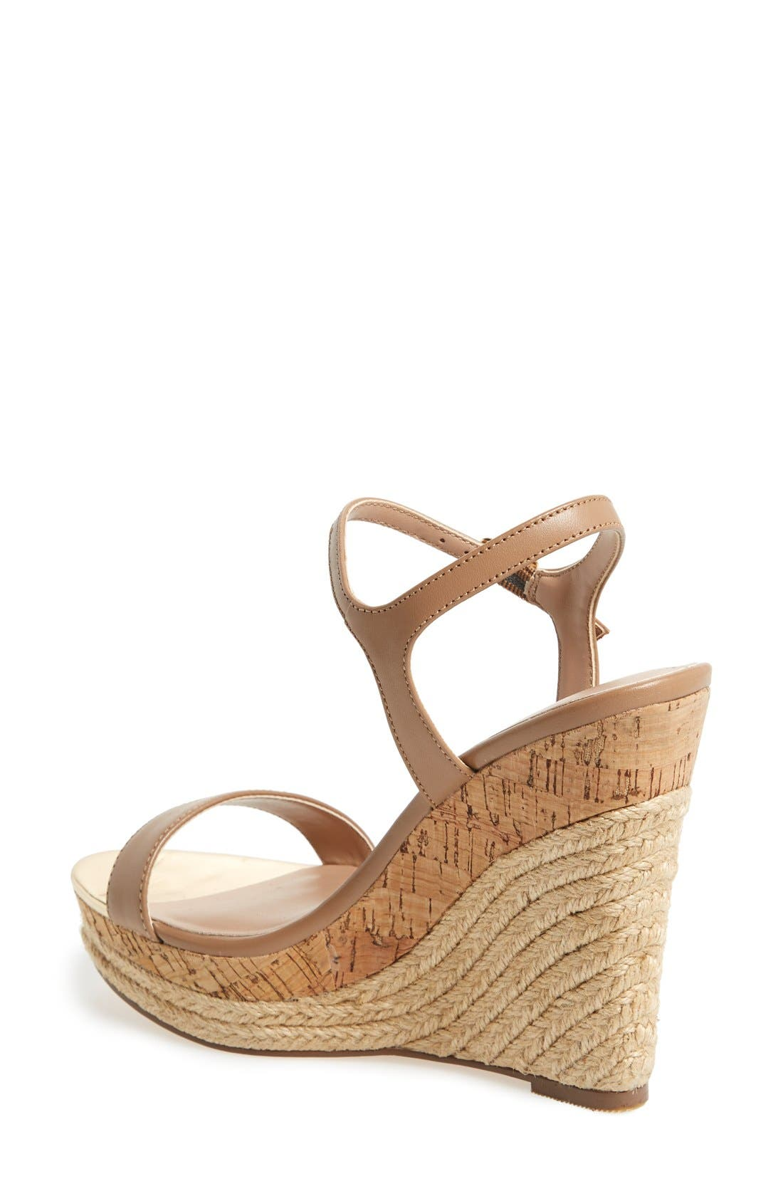 ,                             'Alabama' Espadrille Wedge Sandal,                             Alternate thumbnail 11, color,                             250