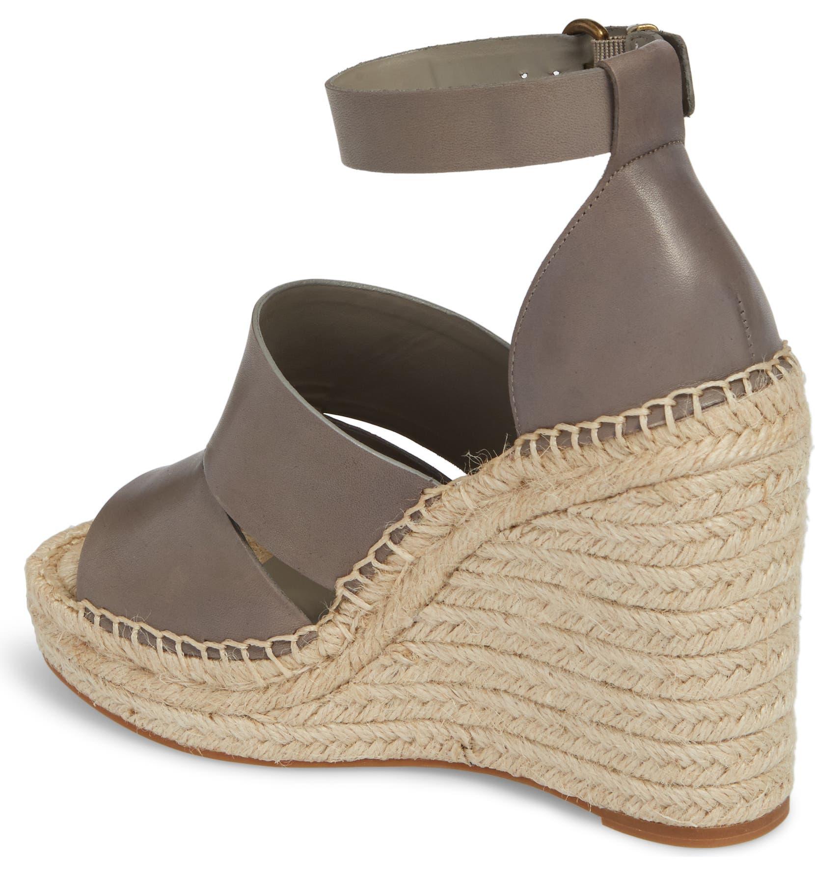 466df9f97 Treasure & Bond Sannibel Platform Wedge Sandal (Women) | Nordstrom