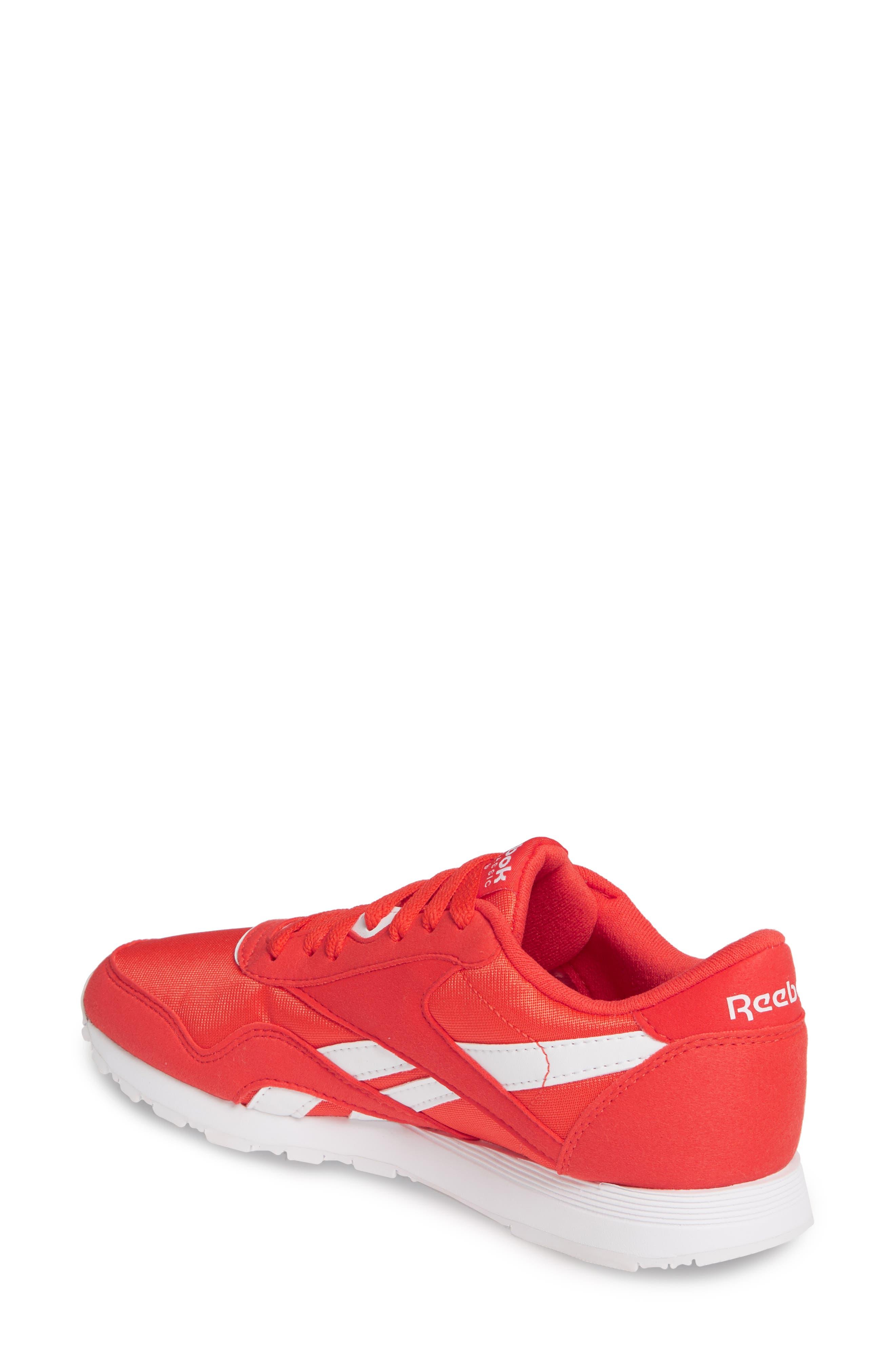 ,                             Classic Nylon Sneaker,                             Alternate thumbnail 23, color,                             601