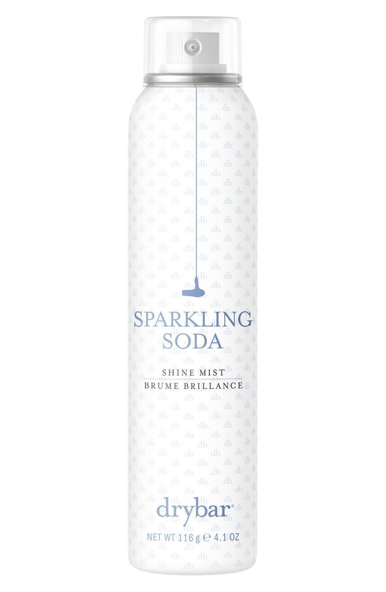 DRYBAR Sparkling Soda Shine Mist, Main, color, NO COLOR